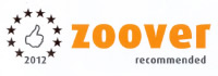 Zoover 2012 Hotel Recommended